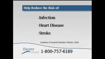 Encore Dental TV Spot For Dental Insurance - Thumbnail 6