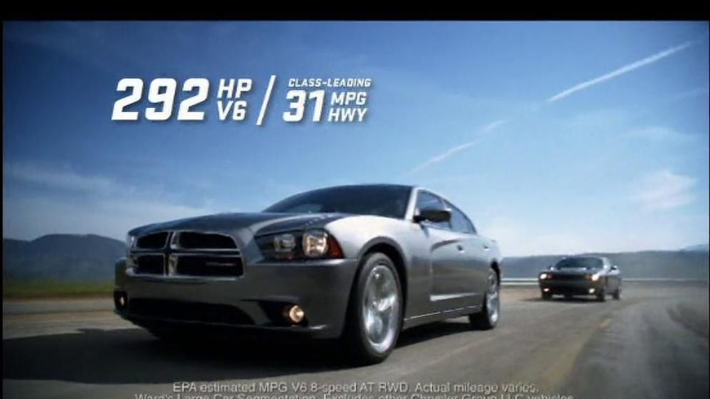 Dodge Challenger and Charger TV Spot, 'Summer Clearance Event' - Screenshot 4