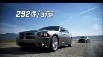 Dodge Challenger and Charger TV Spot, 'Summer Clearance Event' - Thumbnail 4