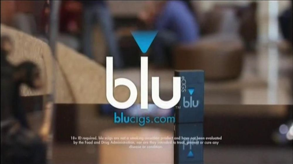 Blu Cigs TV Spot For Electronic Cigarettes - Screenshot 6