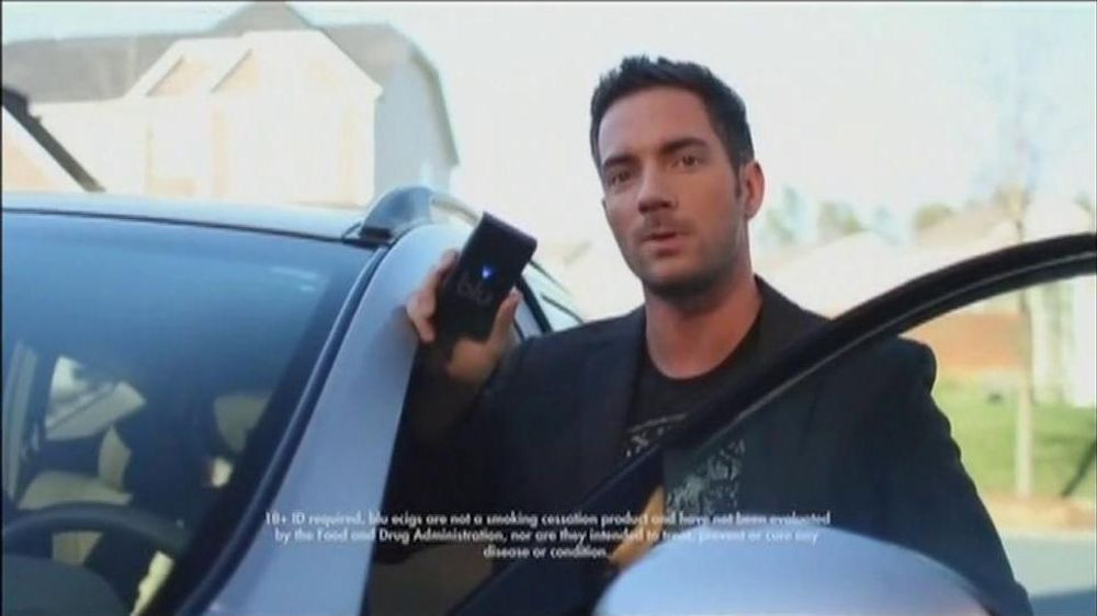Blu Cigs TV Spot For Electronic Cigarettes - Screenshot 1