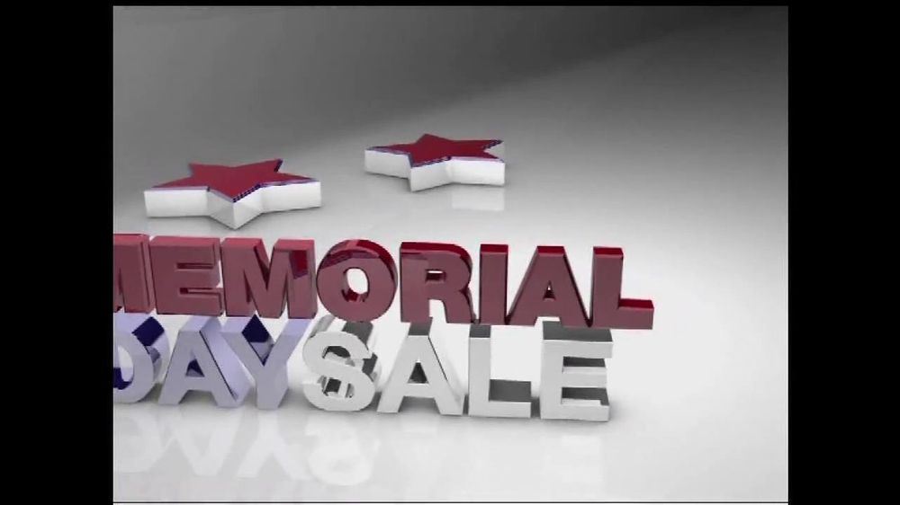 Ashley Furniture Homestore Tv Commercial For 15 Or More During Memorial Day Sale