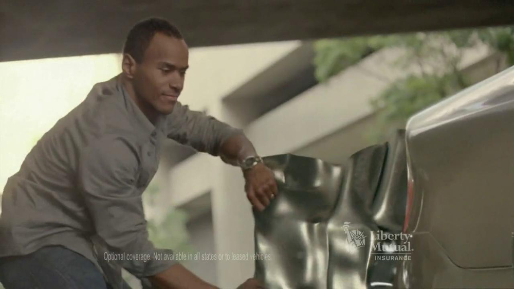 Liberty mutual tv commercial for better car replacement ispot tv