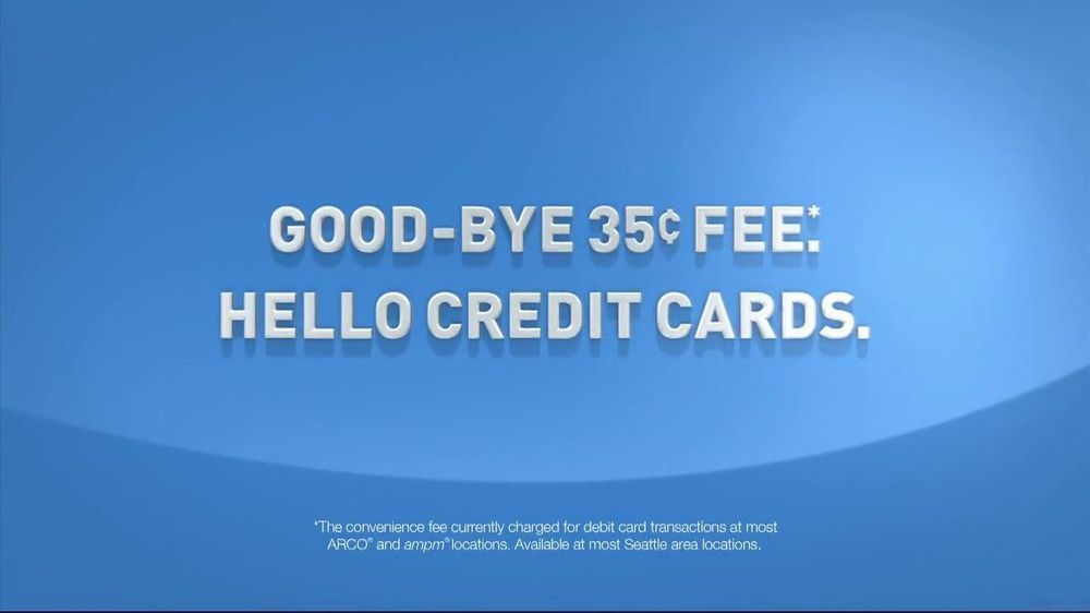 ARCO TV Commercial For Accepting Credit Cards Dance Party ...