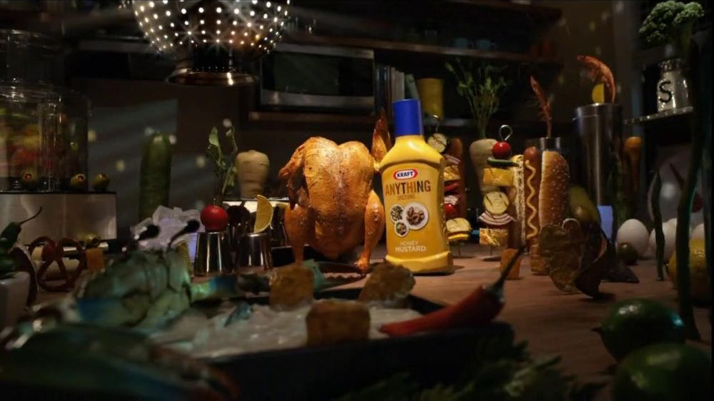 Kraft/Nabisco TV Spot For Anything Dressing - Screenshot 6