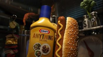 Kraft/Nabisco TV Spot For Anything Dressing - Thumbnail 7