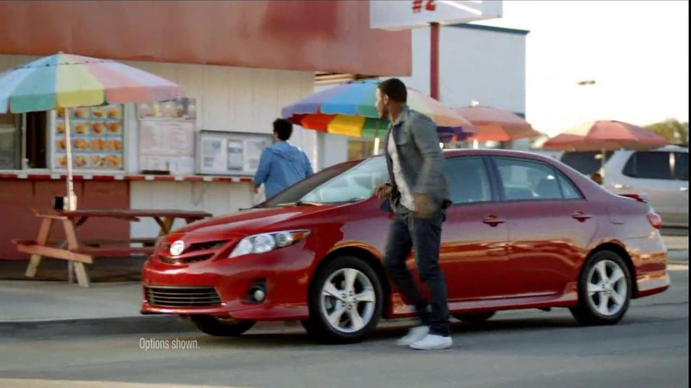 Toyota TV Spot For Corolla Food Rating - Screenshot 1