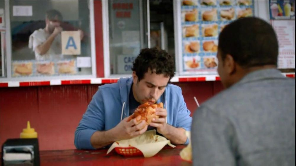 Toyota TV Spot For Corolla Food Rating - Screenshot 2