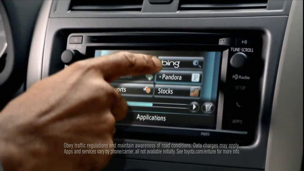 Toyota TV Spot For Corolla Food Rating - Screenshot 7