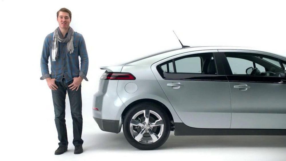 Chevrolet Tv Commercial For Chevy Volt Owners Ispot Tv