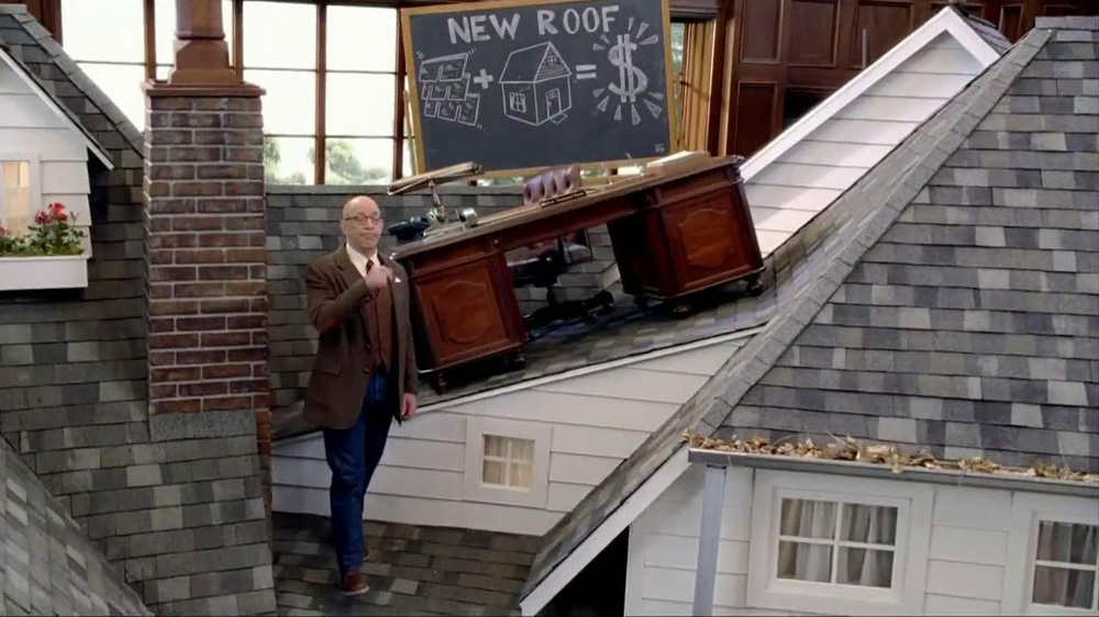 Farmers Insurance Tv Commercial Roof Discounts Ispot Tv