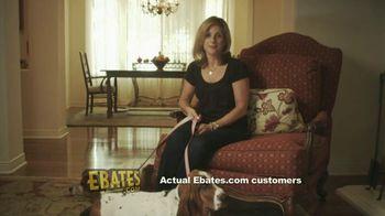 Ebates TV Spot For $10 Gift Card For New Members thumbnail