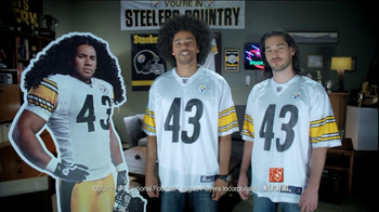 Head and Shoulders Living Flake-Free Featuring Troy Polamalu