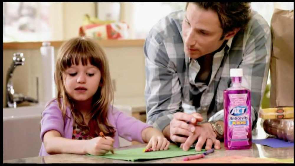 ACT Fluoride TV Commercial For Anticavity Kids - iSpot.tv