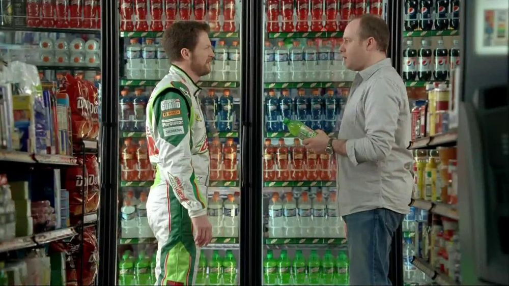 Mountain Dew TV Spot Featuring Dale Earnhardt, Jr. - Screenshot 4