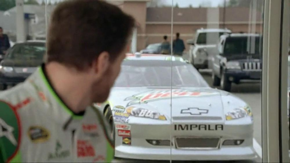 Mountain Dew TV Spot Featuring Dale Earnhardt, Jr. - Screenshot 6
