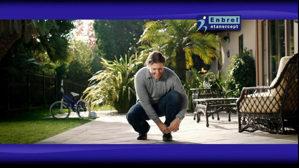 Enbrel TV Spot Featuring Phil Mickelson - Screenshot 8