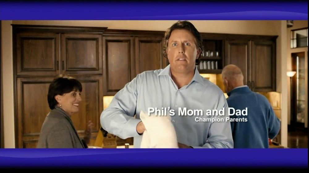 Enbrel TV Spot Featuring Phil Mickelson - Screenshot 2