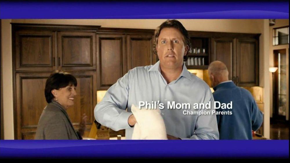 Enbrel TV Spot Featuring Phil Mickelson - Screenshot 2