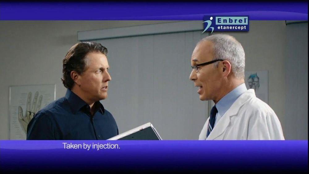 Enbrel TV Spot Featuring Phil Mickelson - Screenshot 5