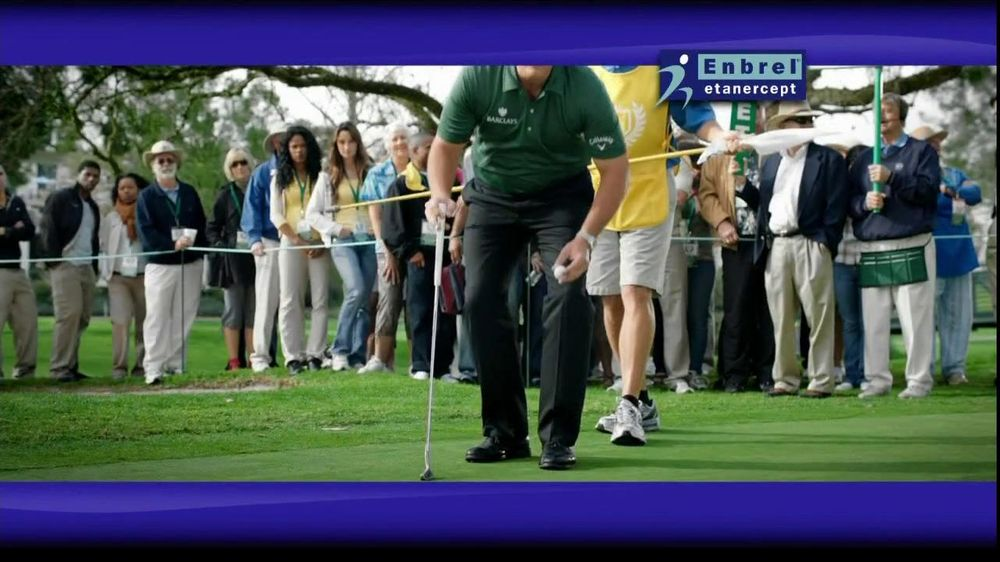 Enbrel TV Spot Featuring Phil Mickelson - Screenshot 7