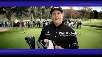 Enbrel TV Spot Featuring Phil Mickelson - Thumbnail 1