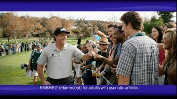 Enbrel TV Spot Featuring Phil Mickelson - Thumbnail 3