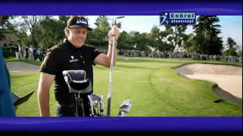 Enbrel TV Spot Featuring Phil Mickelson