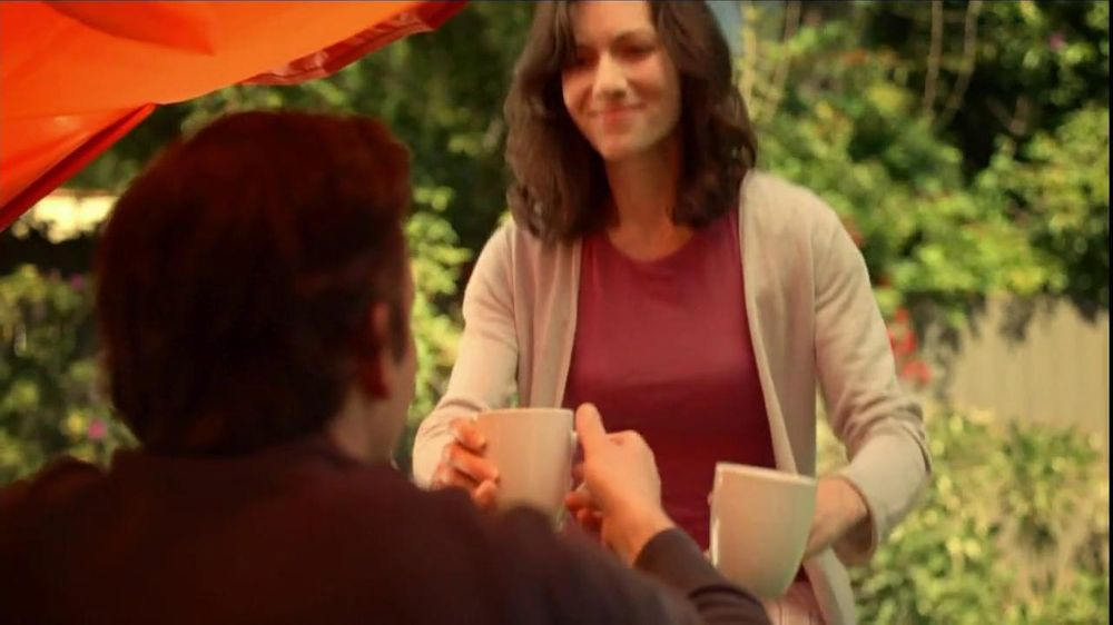 Folgers TV Spot For Backyard Campout - Screenshot 9
