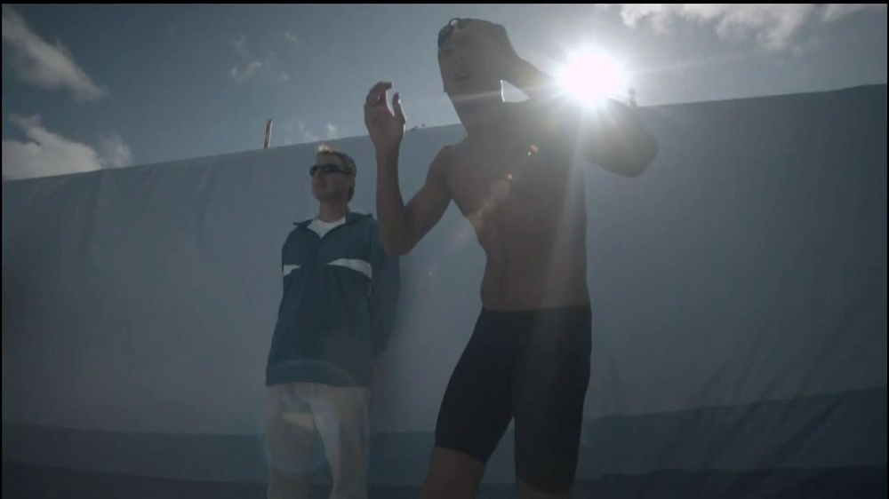 Omega TV Spot For Olympic Games - Screenshot 1