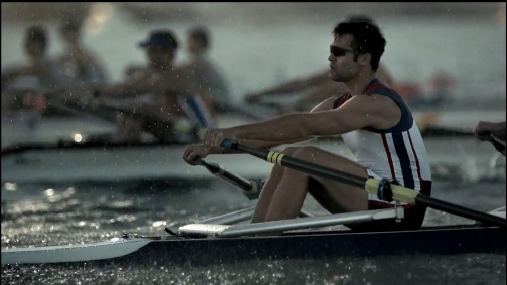 Omega TV Spot For Olympic Games - Screenshot 5