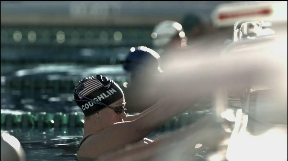 Omega TV Spot For Olympic Games - Screenshot 6