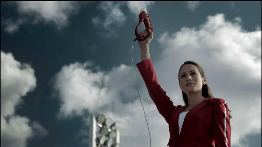 Omega TV Spot For Olympic Games - Screenshot 8