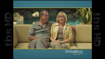 ChristianMingle.com TV Spot, 'Jim and Lisa'