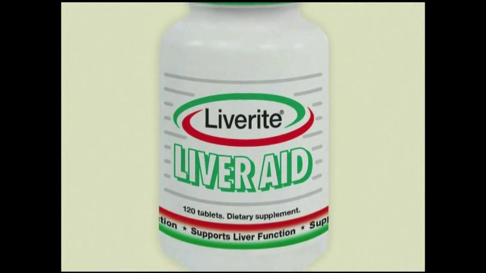 Liverite TV Spot For Love Your Liver - Screenshot 3