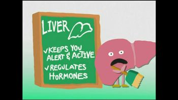 Liverite TV Spot For Love Your Liver - Thumbnail 2