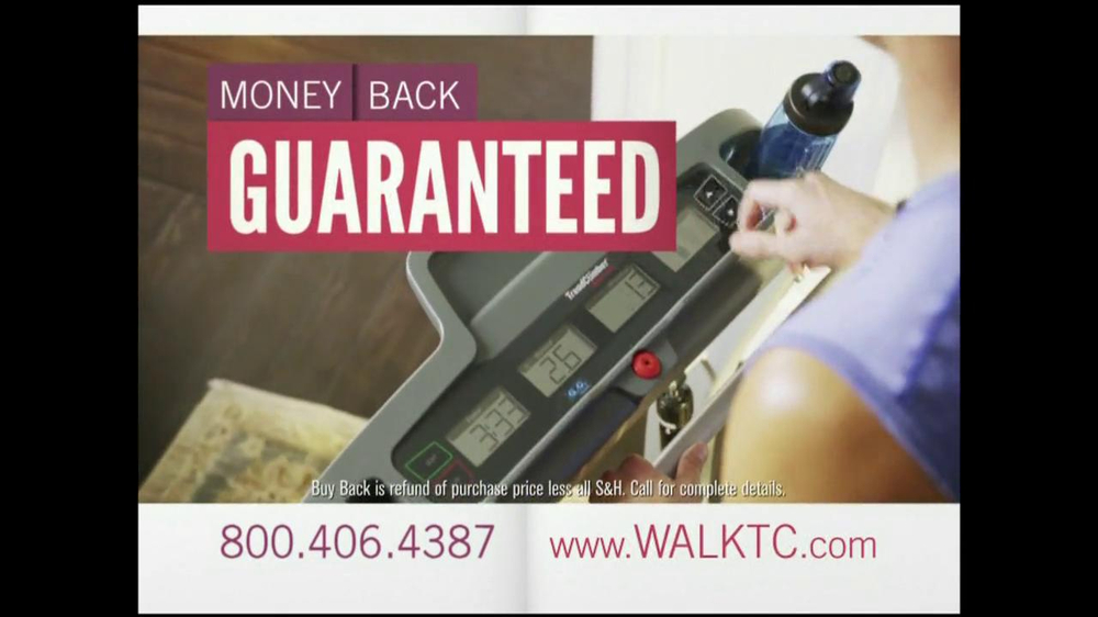 Bowflex TreadClimber TV Spot, 'Walked' - Screenshot 9