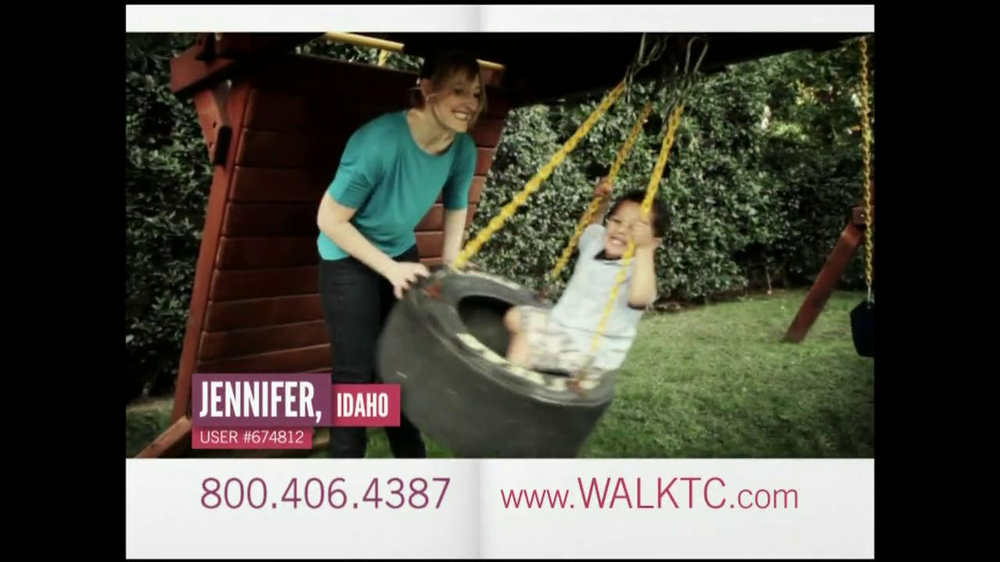 Bowflex TreadClimber TV Spot, 'Walked' - Screenshot 3