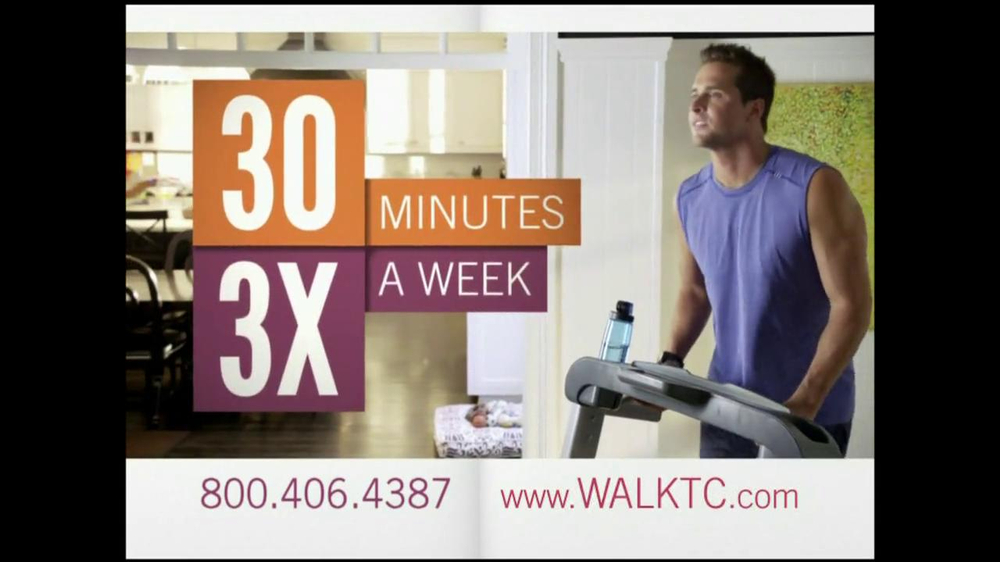 Bowflex TreadClimber TV Spot, 'Walked' - Screenshot 4