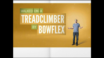 Bowflex TreadClimber TV Spot, 'Walked' - Thumbnail 2
