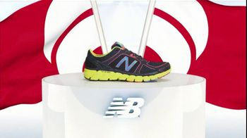 Famous Footwear TV Spot For New Balance Smiley Face