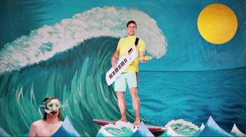 Shrimp Tostada with Singing Surfer thumbnail