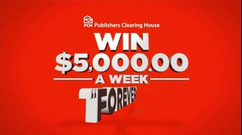 Publishers Clearinghouse TV Spot For $5,000 Forever Prize - Thumbnail 5