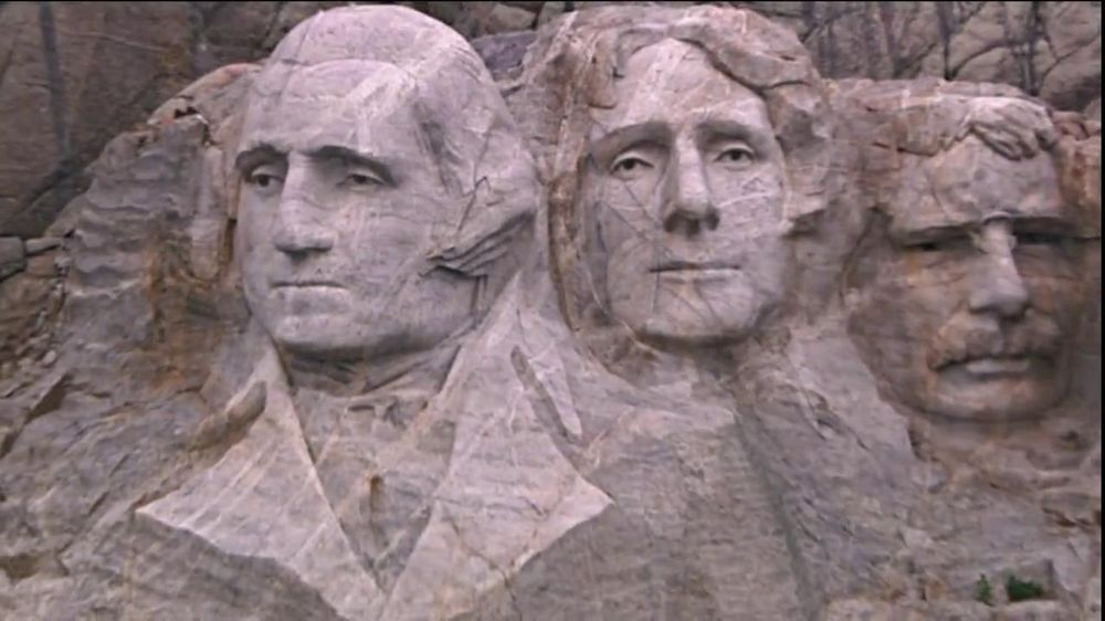 GEICO TV Spot, 'Journey to Mount Rushmore' - Screenshot 8
