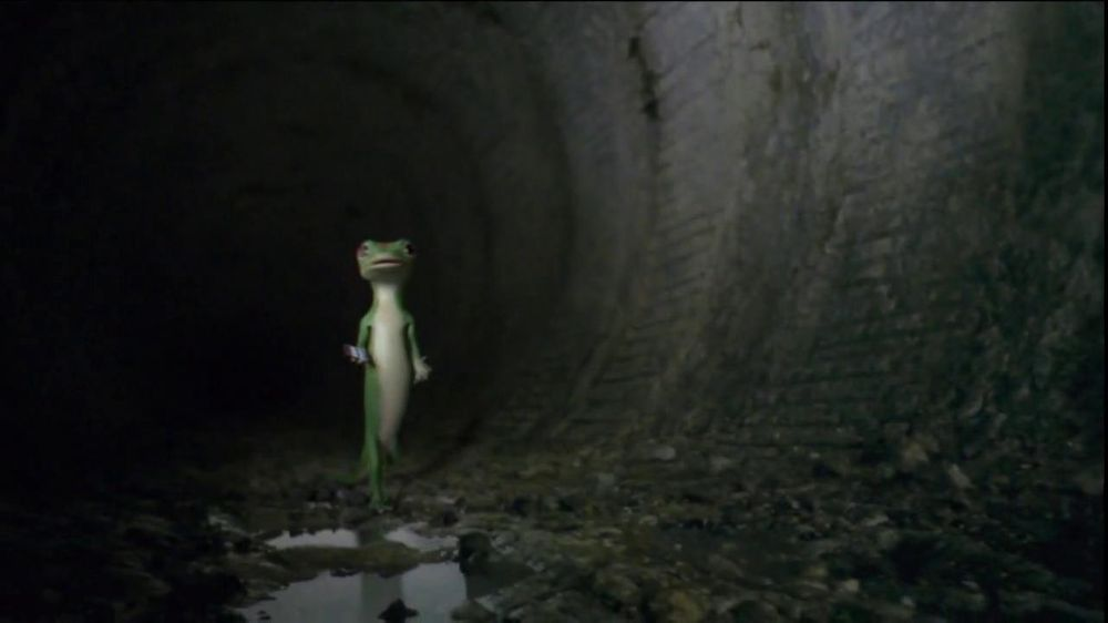 GEICO Gecko's Journey to Mount Rushmore - Screenshot 1