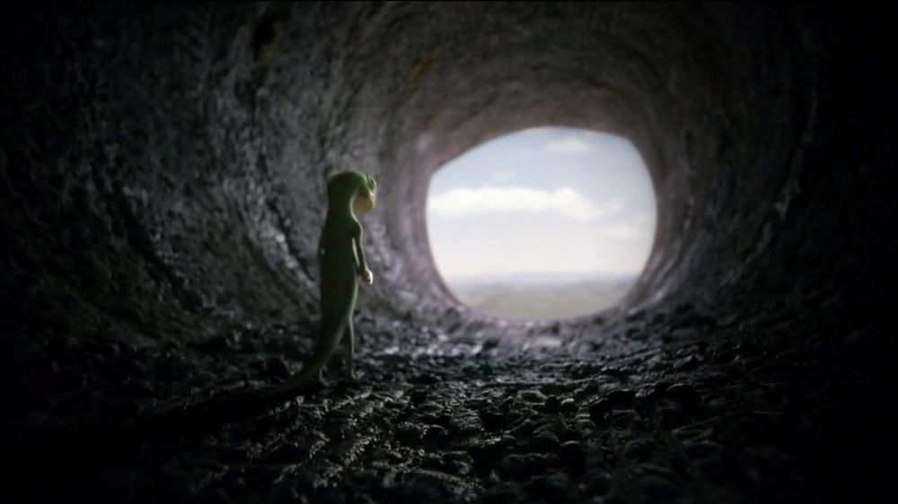 GEICO Gecko's Journey to Mount Rushmore - Screenshot 4