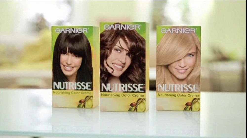 Garnier Nutrisse TV Spot, 'Crazy Gorgeous' Featuring Tina Fey - Screenshot 8