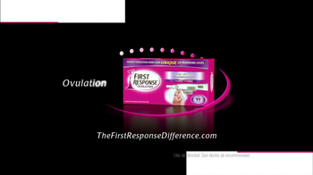 First Response Fertility and Ovulation Tests TV Spot - 723 commercial airings
