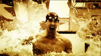 VISA TV Spot For VISA Featuring Morgan Freeman and Michael Phelps