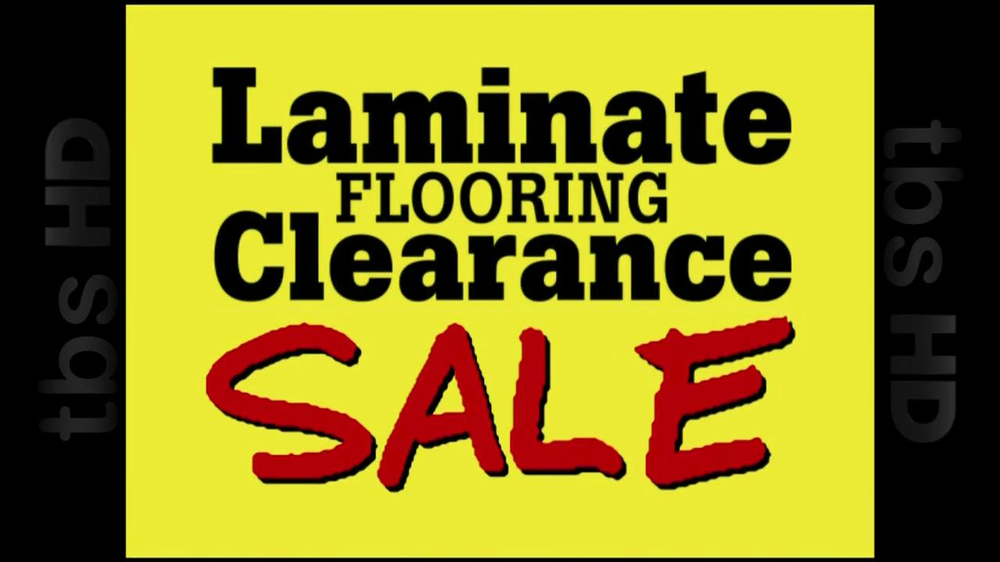 Lumber liquidators tv commercial for laminate flooring for Laminate flooring clearance